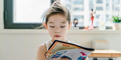 Plaisir de lire et communautés : Familles et enfants 0 à 8 ans billets