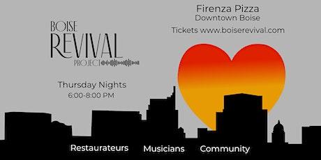 Boise Revival Project  ~ Dan Costello tickets