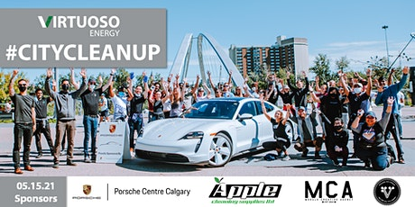 Calgary #CITYCLEANUP (SITE 2: St. Patrick's Island & Surrounding Areas) tickets