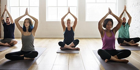 Soul Saturdays - Yoga with Friends tickets