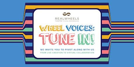 Wheel Voices: Tune In tickets
