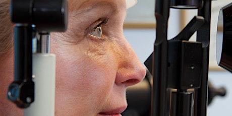 Basics of binocular vision and Interpretation of visual field tests tickets