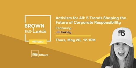 Activism for All: 5 Trends Shaping the Future of Corporate Responsibility Tickets