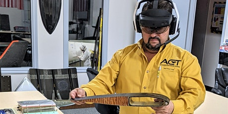 Virtual Open House - Composites Training in Augmented Reality Tickets