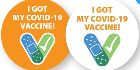 COVID19 Drive-thru Vaccine Evening Clinic tickets
