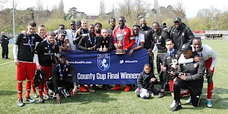 Kent Sunday Premier Cup Final tickets