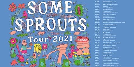 Some Sprouts und  Takeshi's Cashew live pmk Innsbruck Tickets