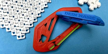 Einsteiger-Workshop in den 3D-Druck für Kinder und Jugendliche Tickets