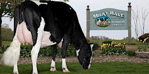 Waterloo Region Dairy Farm Visit!