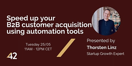 Speed up your B2B customer acquisition using automation tools biglietti