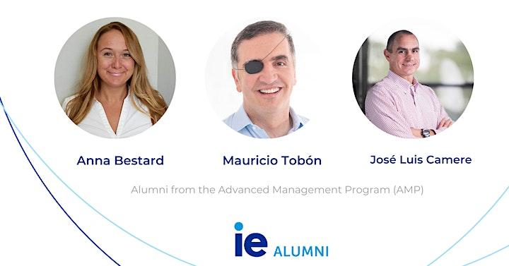 Virtual Executive Alumni Panel image