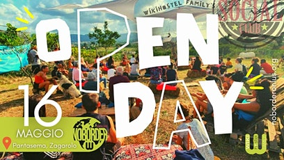 Open Day a Pantasema tickets
