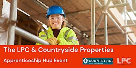 Countryside Properties Apprenticeship HUB tickets