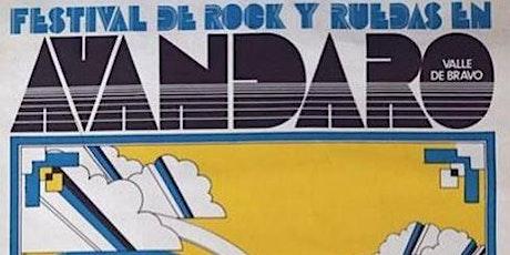 Avandaro y los jefes del rock | Siempre suena la música en el cine entradas