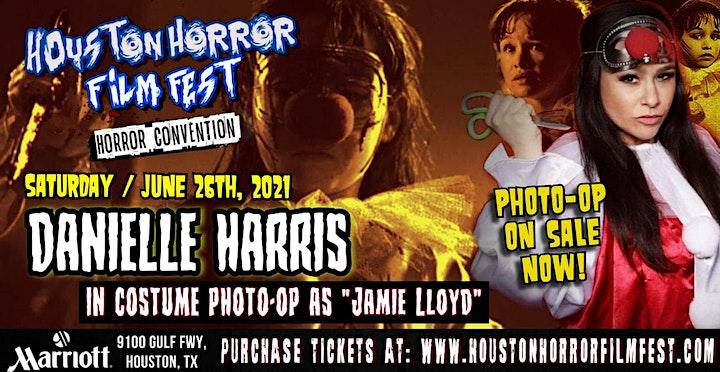 Professional Photo Ops - Houston Horror Film Festival 2021 image