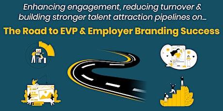 Virtual HR Forum: The Road to EVP and Employer Branding Success entradas