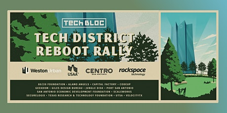 Tech District Reboot Rally tickets