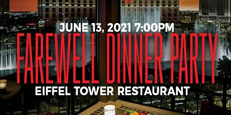 Bison In Vegas HBCU Farewell Dinner tickets