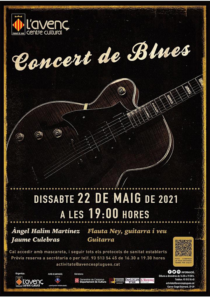 Imagen de El blues d'Esplugues