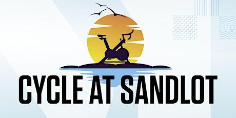 Cycle at Sandlot tickets