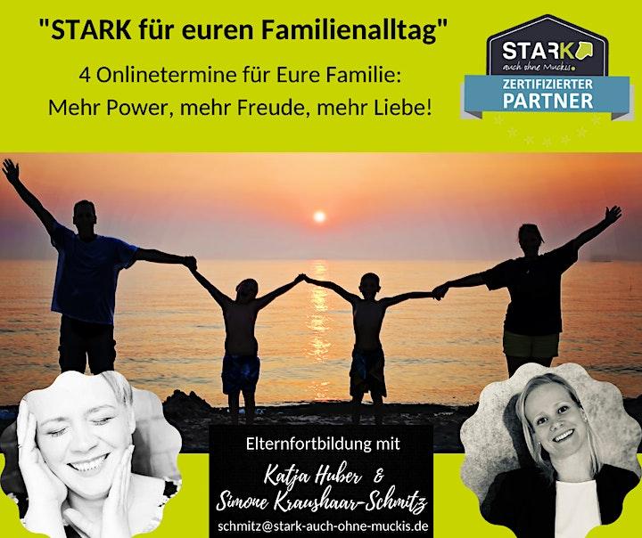STARK für euren Familienalltag - Elternfortbildung: Bild