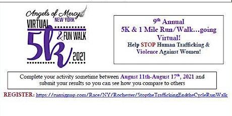 Angels of Mercy 5k & 1 Mile Walk tickets