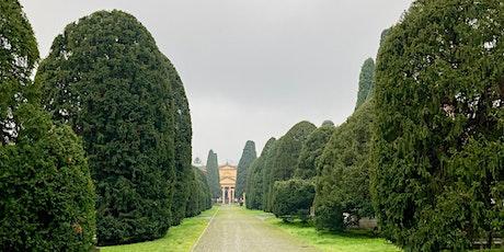 Diverdeinverde in Certosa | Verde ornamentale e decoro fitomorfo biglietti