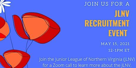 Junior League of Northern Virginia  Meet and Greet tickets