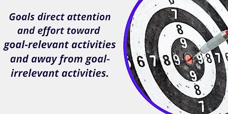 """""""The Hilcken Goal Achiever Online Workshop."""" tickets"""