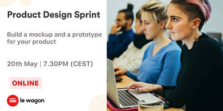 [Free workshop] Product Design Sprint billets