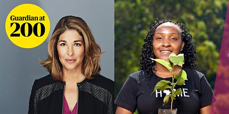 The Guardian at 200: Naomi Klein and Elizabeth Wathuti tickets