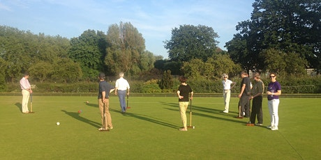Pay & Play Croquet at Parliament Hill tickets