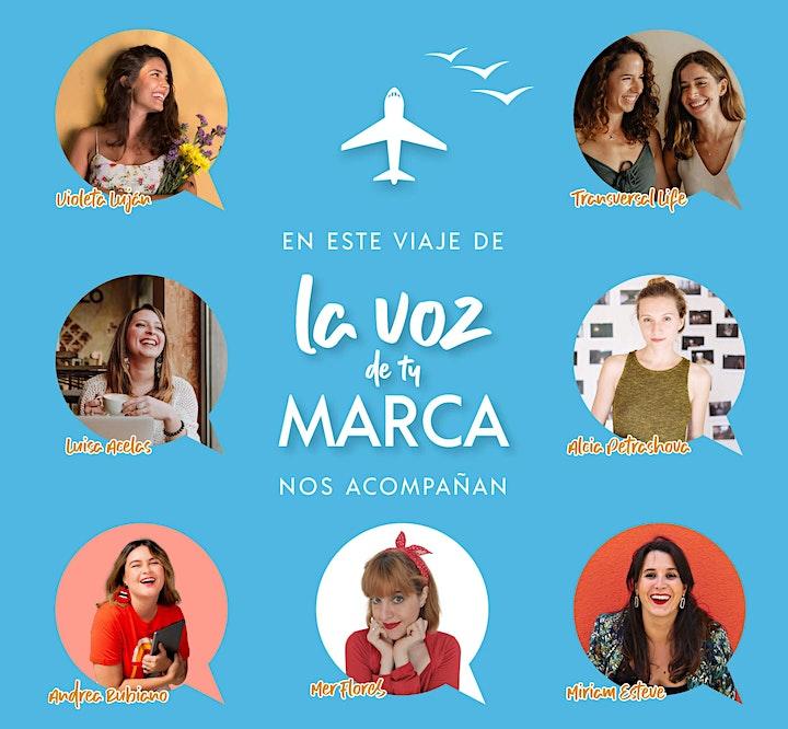 Imagen de LA VOZ DE TU MARCA - II Edición | VIAJE A TU CREATIVIDAD