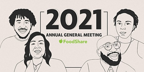 FoodShare Toronto's 2021 Virtual AGM tickets