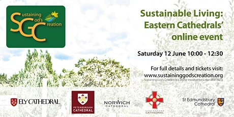 Sustainable Living:  Eastern Cathedrals' Online Event tickets