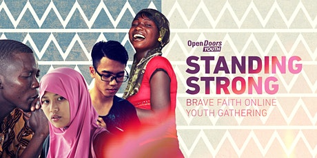 Standing Strong Brave Faith Online Youth Gathering tickets