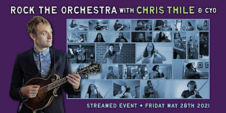 A Special Evening with Chris Thile & Contemporary Youth Orchestra tickets