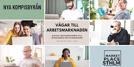 VÄGAR TILL ARBETSMARKNADEN tickets
