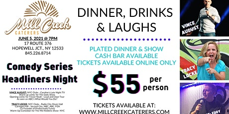 Comedy Series tickets
