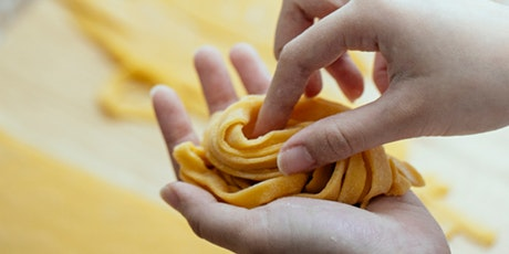 Homemade Summer Pasta Workshop: Online Class tickets