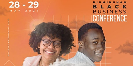 Greater Birmingham Black Business Conference billets
