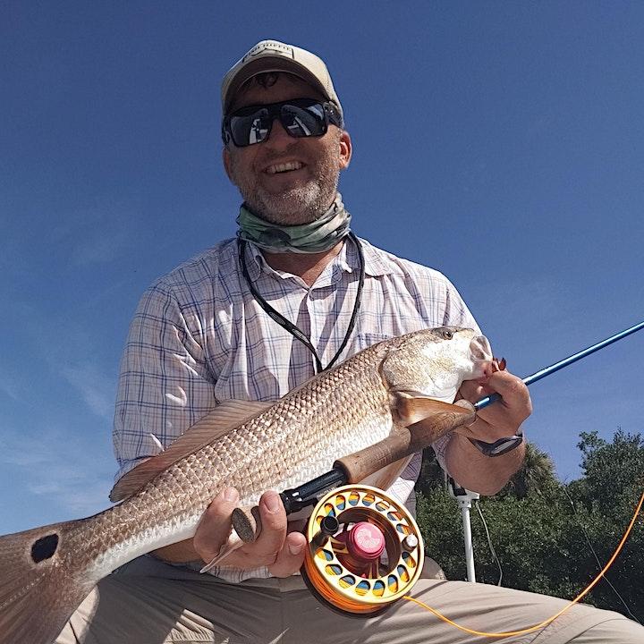 2nd Tuesday Fishing Seminar - John Tarr image