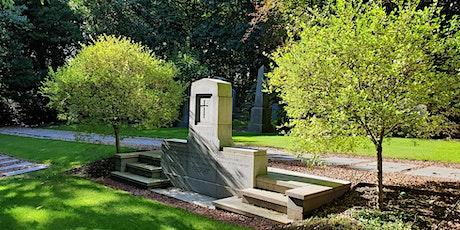 CWGC War Graves Week Tours - Edinburgh Comely Bank Cemetery tickets