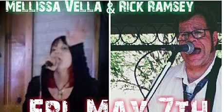 Mellissa Vella & Rick Ramsey tickets