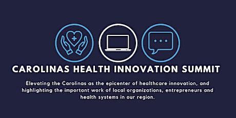 Carolinas Health Innovation Summit ingressos