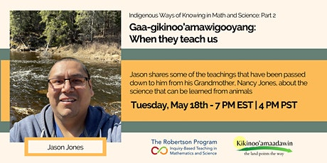 Indigenous Ways of Knowing Math and Science - Part 4 tickets