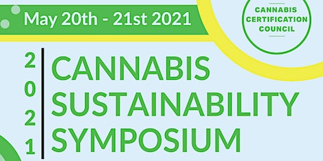 Cannabis Sustainability Symposium biglietti