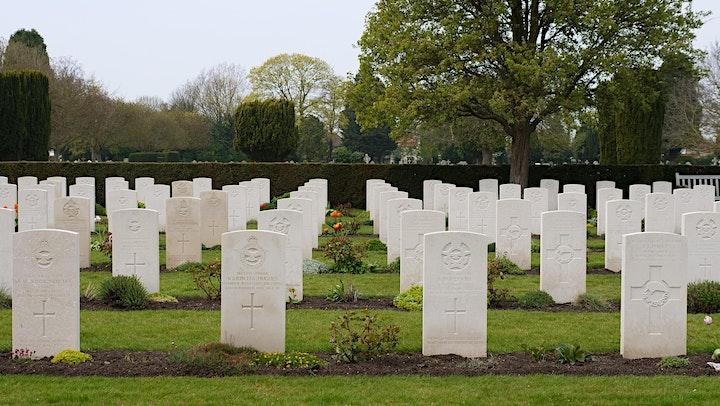 CWGC Tours - Cambridge City Cemetery image