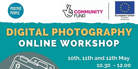 Digital Photography Online Workshop tickets