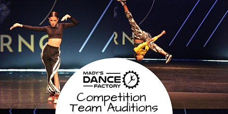 Competition Team Auditions tickets